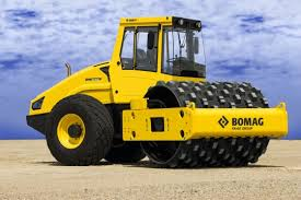 Bomag compaction equipment